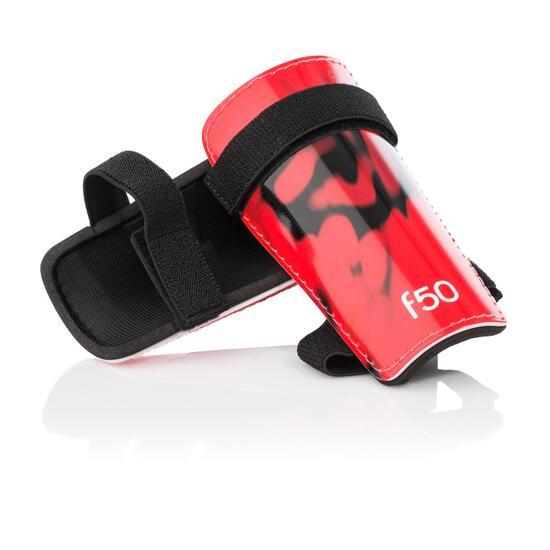 Espinilleras ADIDAS F50 Lite Rojo Hombre