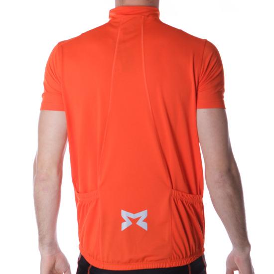 Maillot Ciclismo Naranja Mitical Bronce