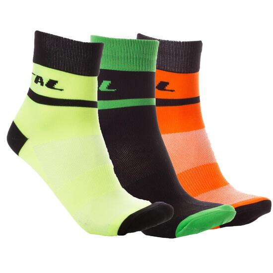 Calcetines Ciclismo MÍTICAL Pack 3 Hombre