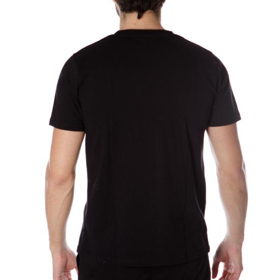 Camiseta Moda PHANToM Negro Hombre