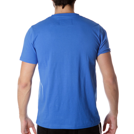 Camiseta Moda FLASH GoRDoN Azul Royal Hombre