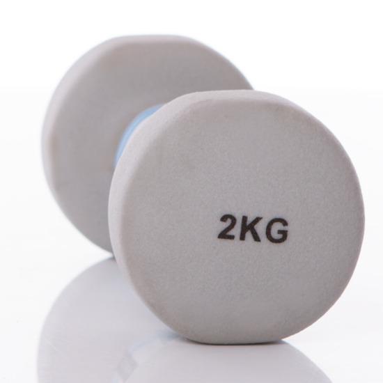 Pesa FYTTER Ergo Bell 2 kg Gris