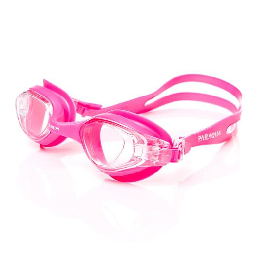 Gafas de natación PARAQUA SILVER SWIM-BIG Rosa