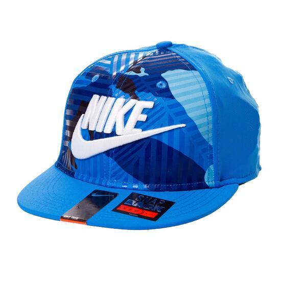 Gorra NIKE Futura True Azul Niño  a616f9284e4