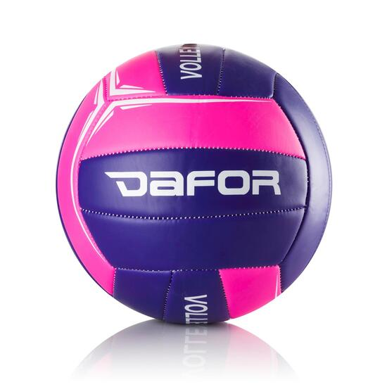 Balón Volleyball DAFOR Match Rosa