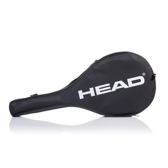 Raqueta Tenis HEAD Max Attitude Tour Negro Naranja