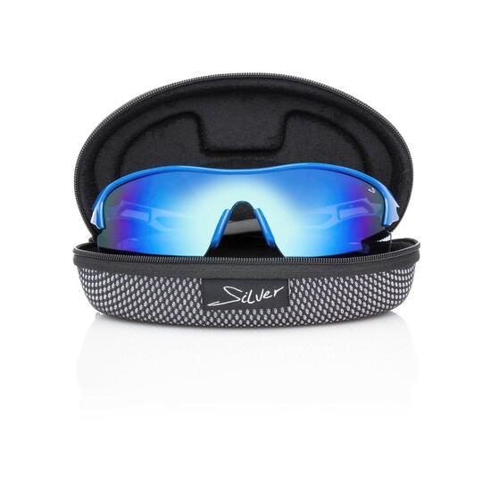 Gafas Multideporte SILVER Azul Hombre