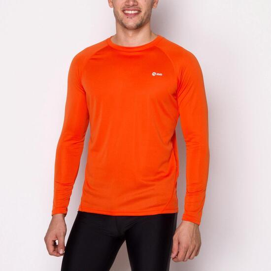 Camiseta IPSO Naranja Hombre