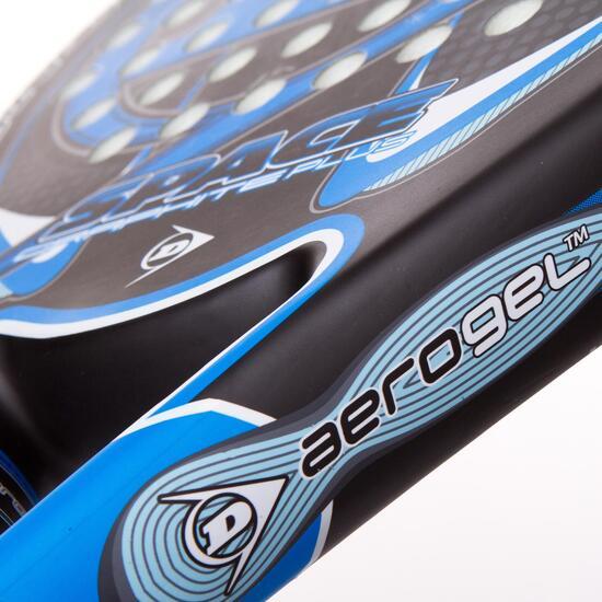 Pala Pádel DUNLOP Space Graphite Azul Negro