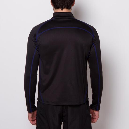 Camiseta Térmica IPSO Negro Hombre