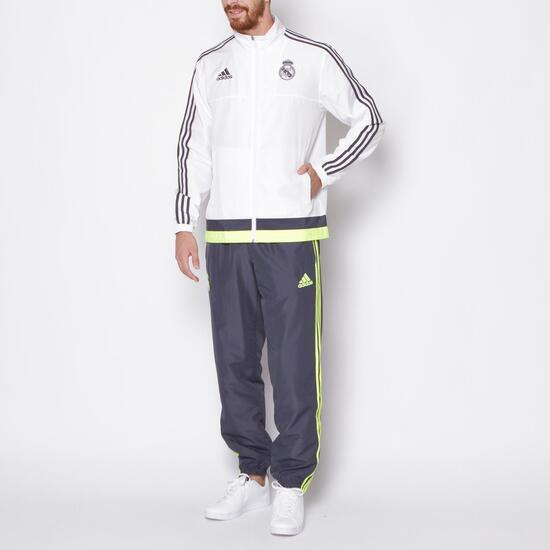 Hombre Adidas Sprinter Chándal Real Madrid O6xtFq6 ec5759e28df0c