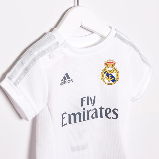ADIDAS Minikit Baby Real Madrid 1ª Equipación