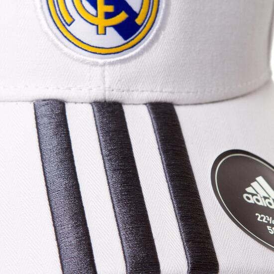 ADIDAS Gorra Real Madrid Blanco