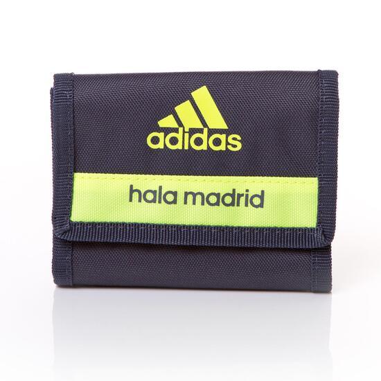 ADIDAS Billetero Real Madrid Negro