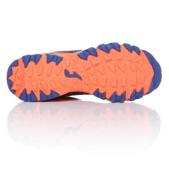 JOMA SHOCK Zapatillas Trail Azul Hombre  8d8aaa4a4e657