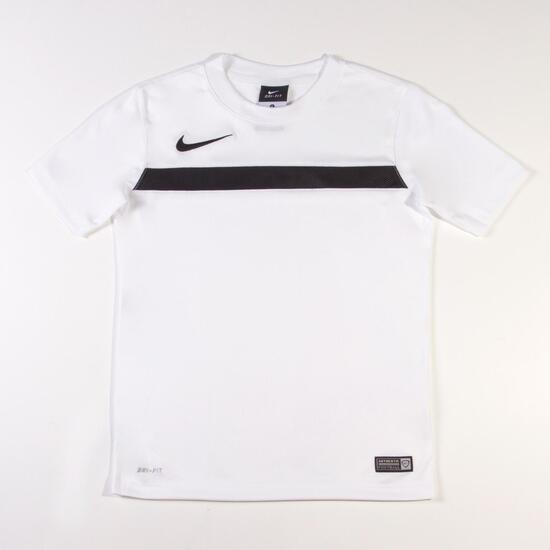 NIKE ACADEMY Camiseta Fútbol Blanco Hombre