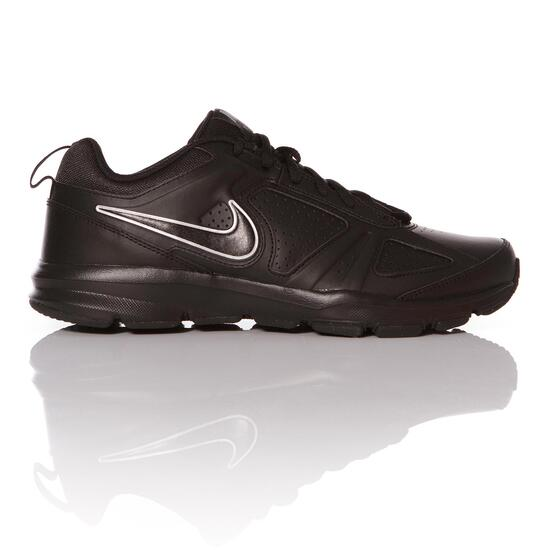 nuevo estilo a706a 82a87 Nike T-lite Zapatillas Running Negras Hombre