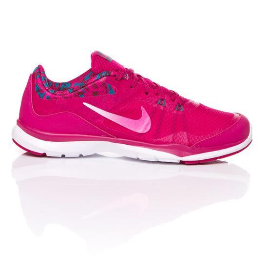 Mujer Nike Fucsia 5 Zapatillas Flex Trainer Fitness rawAY7axq