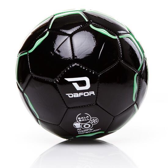 3e0607dc3f0fe Dafor Balón Fútbol Sala Blanco - NEGRO