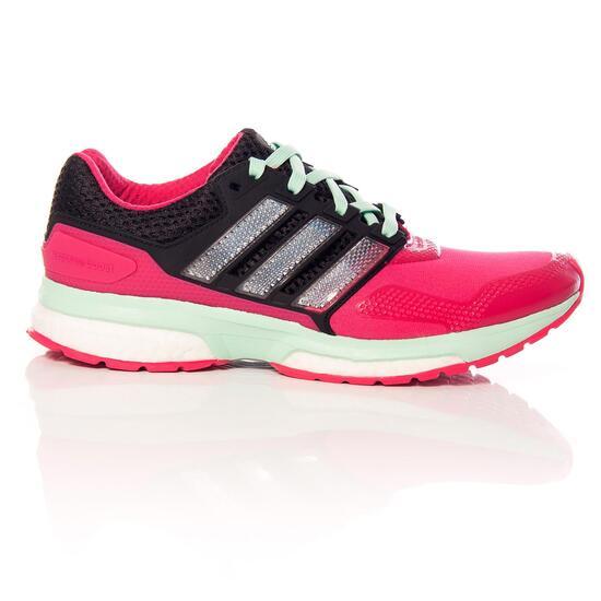 ADIDAS RESPONSE BOOST 2 TF Zapatillas Running Fucsia Mujer