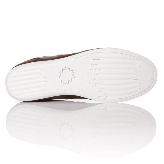 Silver Zapatillas Marrón Hombre