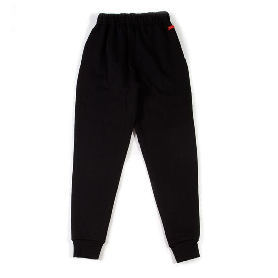 Pantalones SILVER Negro Niño (10-16)