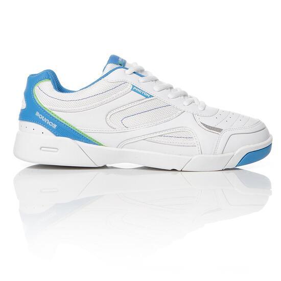 PROTON Zapatillas Tenis Blanco Azul Hombre