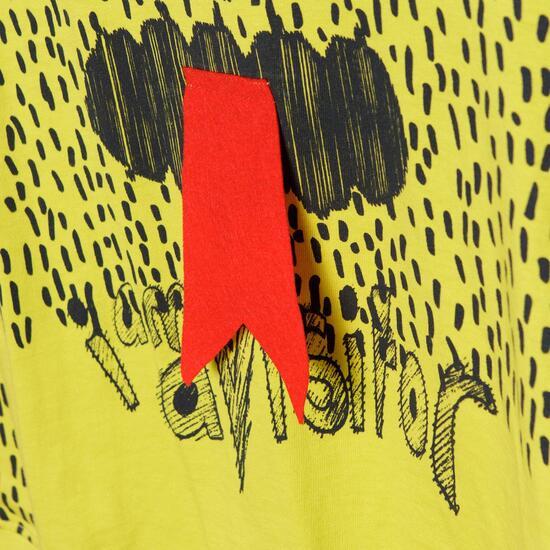 Camiseta SILVER Pistacho Niño (2-8)