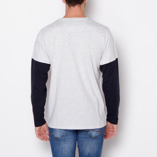 Camiseta SILVER Blanco Hombre
