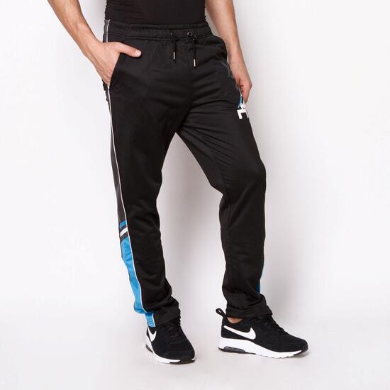 Pantalones SILVER Negro Hombre