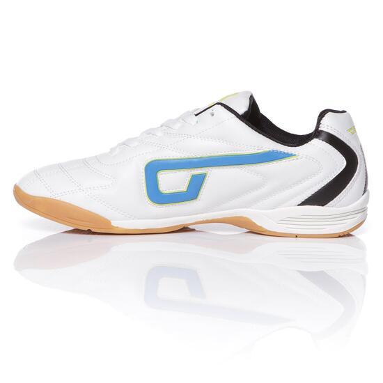 Zapatillas Fútbol Sala DAFOR Blanco Hombre