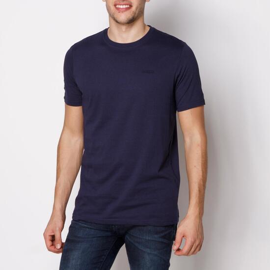 BORIKEN Camiseta Marino Hombre