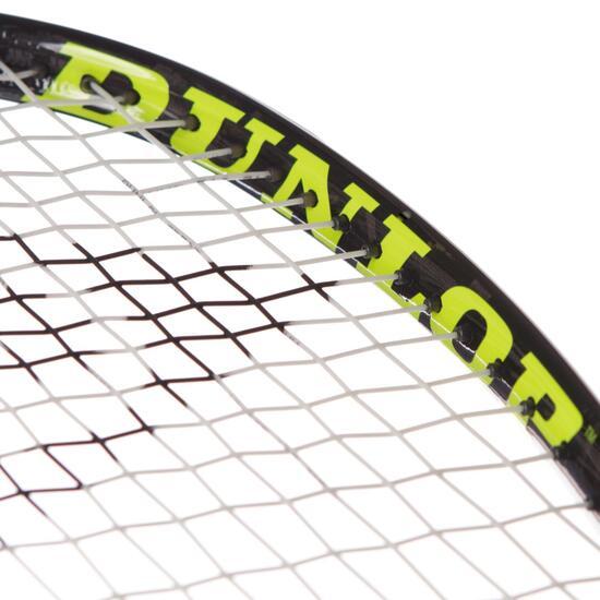 Raqueta Squash DUNLOP Force Revelation 125 Amarillo