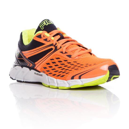 FILA VELLOSPEED Zapatillas Running Naranja Hombre