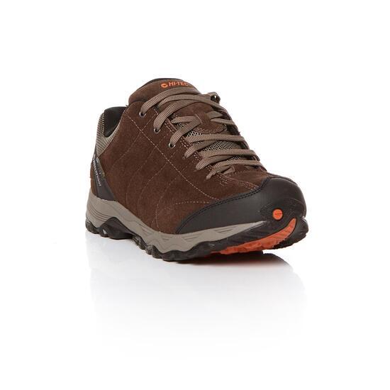 HI TEC LEBERO Zapato Montaña Marrón Hombre