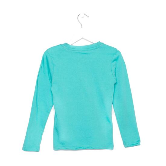 UP Camiseta Verde Niña (2-8)