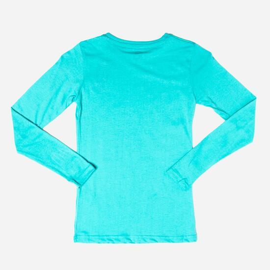 UP Camiseta Verde Niña (10-16)