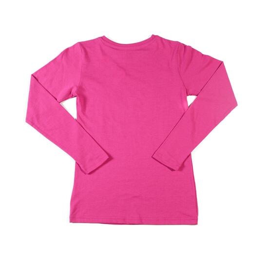 UP Camiseta Fucsia Niña (10-16)