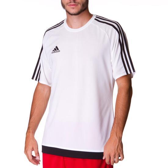 15 Hombre Estro Blanco Adidas Sprinter Camiseta aT06ZW