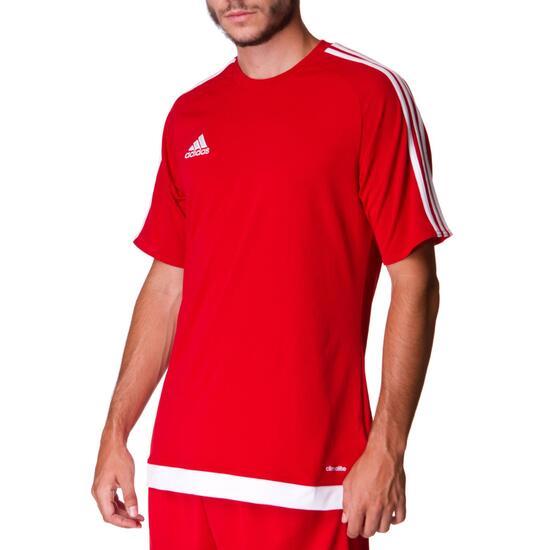55cf7ce83d Camiseta ADIDAS Estro 15 Rojo Hombre