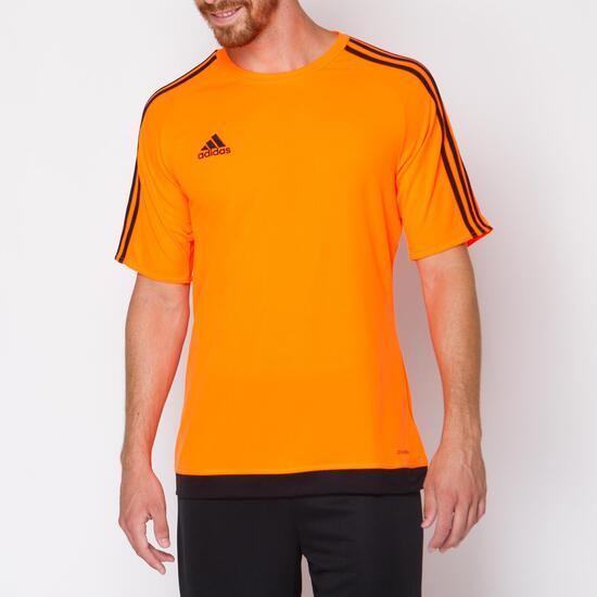 Camiseta ADIDAS Estro 15 Naranja Hombre  7d7a1ef75c670