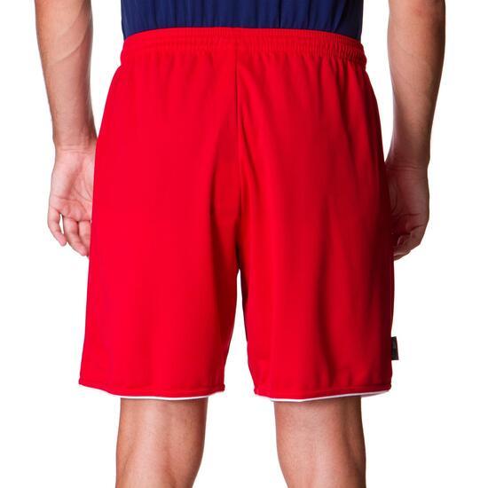 ADIDAS Pantalón Fútbol Rojo Hombre
