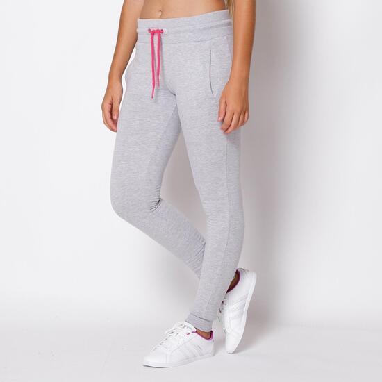 FILA BASIC Pantalón Largo Gris Mujer