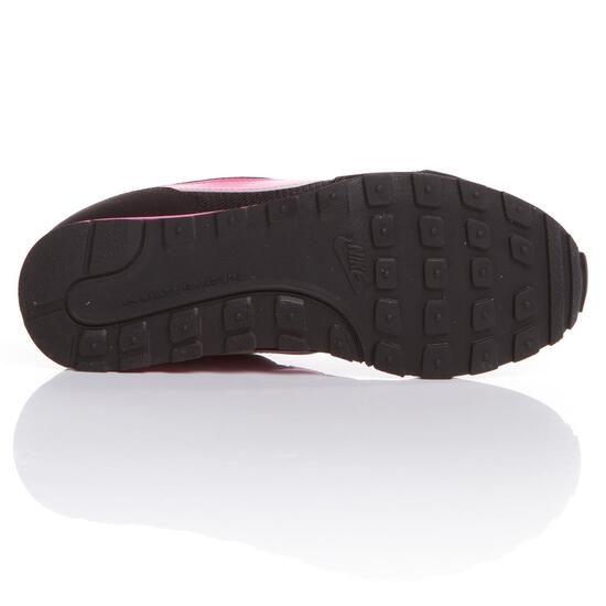NIKE RUNNER Zapatillas Casual Negro Mujer