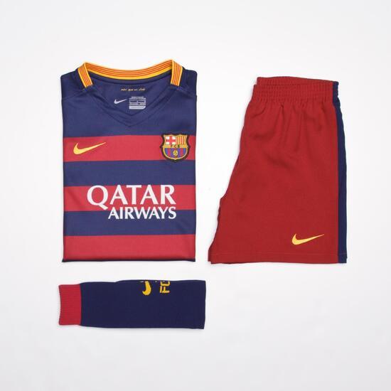 NIKE Minikit Barcelona C.F. (4-8)