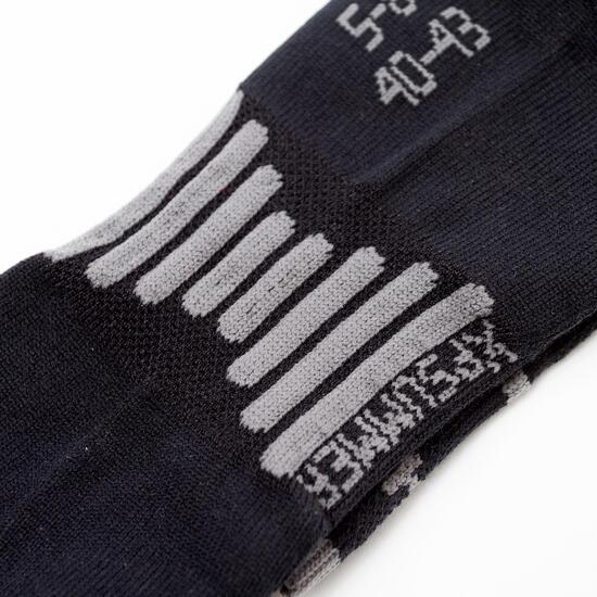 Calcetines SPIUK Blanco Negro
