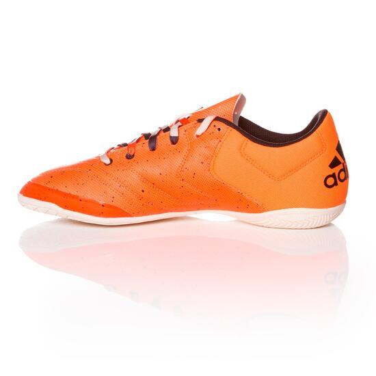ADIDAS FXG 15.4 Botas Fútbol Sala Hombre Naranja