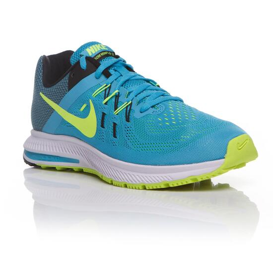 NIKE ZOOM WINFLO Zapatillas Running Azul Verde