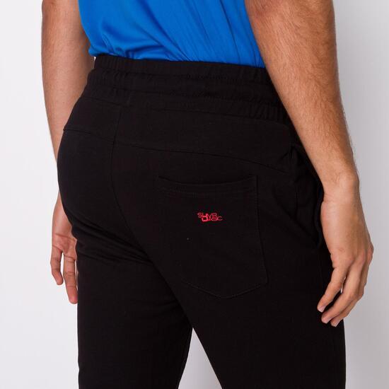 Pantalón Largo SILVER BASIC Negro