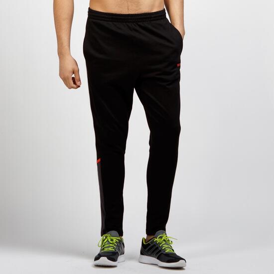 Pantalón Largo SILVER BASIC Negro Gris Hombre